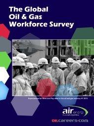 The Global Oil & Gas Workforce Survey - Air Energi