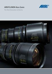 ARRI-FUJINON Alura Zooms Brochure.pdf - ARRI Media