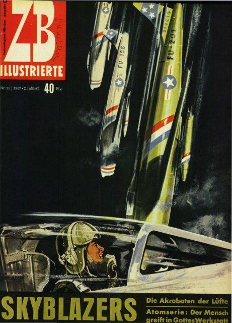 Magazin 195715