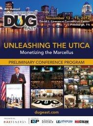 UNLEASHING THE UTICA - Hart Energy