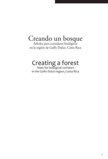 Creando un bosque