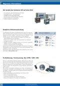 Unitronics Kompakt-SPS mit MMI - Spectra Computersysteme GmbH - Seite 4