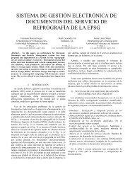 sistema de gestión electrónica de documentos del servicio de ...