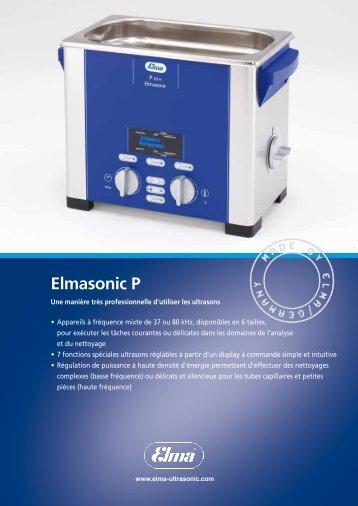 Elmasonic P - t Labo