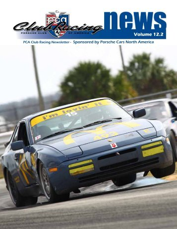 Volume 12.2 - Porsche Club of America
