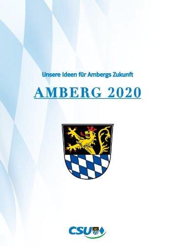 AMBERG 2020