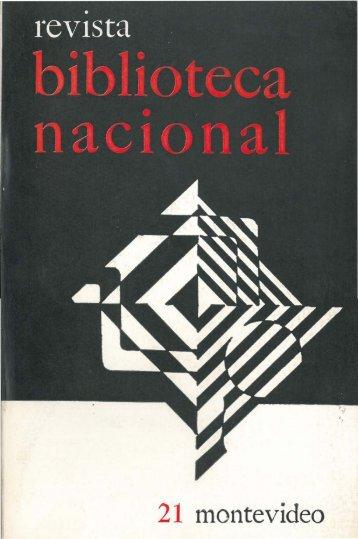 dic. 1981 - Publicaciones Periódicas del Uruguay