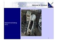 Mahnmal St. Christoph - GWM