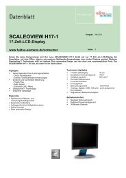 SCALEOVIEW H17-1 17-Zoll-LCD-Display - Prad
