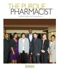 Spring/Summer 2012 - Purdue College of Pharmacy - Purdue ...