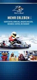 Gesamtbroschüre 2013 - Ralf Schumacher Kartcenter