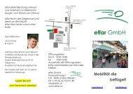 Prospekt elfar GmbH PDF