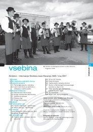 Revija Strelstvo 2006 - Strelska zveza Slovenije