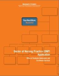 Doctor of Nursing Practice (DNP) - William Paterson University