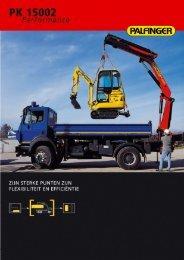 bijlage: Brochure PK 15002 - Palfinger