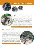 vacances actives & solidaires - L'apare - Page 6