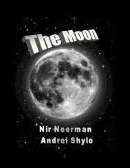 Moon - the Scientia Review