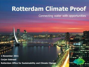 Rotterdam Watercity 2035 - International Water Week 2013