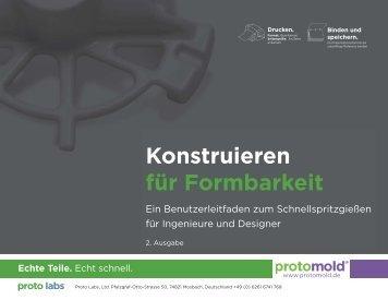 konstruieren - Proto Labs
