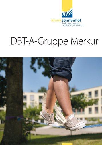 DBT-A-Gruppe Merkur - Klinik Sonnenhof