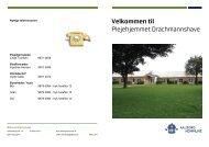 Forslag til folder,Drachmannshave - Aalborg Kommune