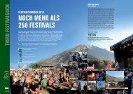 Festivalguide 07_08-2013.indd - Trend Magazin