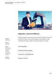Megacitys – bauen für Millionen - WDR.de