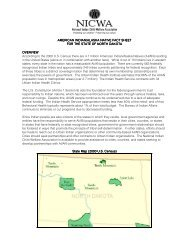 AMERICAN INDIAN/ALASKA NATIVE FACT SHEET AMERICAN ...