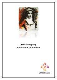Edith Stein - Stadtrundgang.pdf - Sankt Mauritz