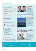 Immobilien, Logistik und Beschaffung: - LogReal.direkt - Seite 4