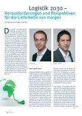Immobilien, Logistik und Beschaffung: - LogReal.direkt - Seite 6