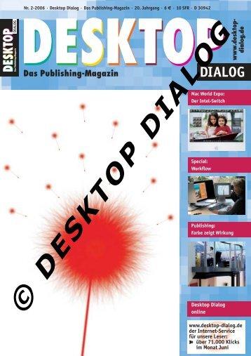 Desktop Dialog 2-2006