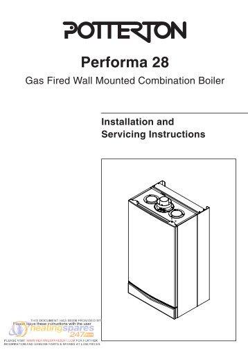 potterton performa 24 installation manual heatingspares247 com rh yumpu com