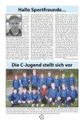 Fussball am Kaffeedamm - Concordia Gernsheim - Seite 4