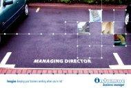 Business Manager Brochure - Intamac