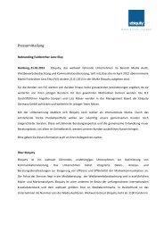 Pressemitteilung - Ebiquity