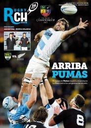 revista en formato PDF - Rugby Champagne Web