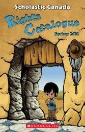 Scholastic Canada - Sandra Bruna Agencia Literaria