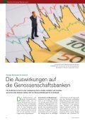 Die Auswirkungen auf die Genossenschaftsbanken - Raiffeisen - Seite 6