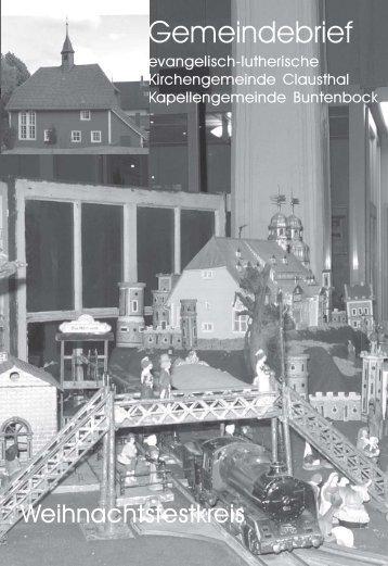 Dezember 2009 bis Februar 2010 - Luth. Marktkirchengemeinde ...