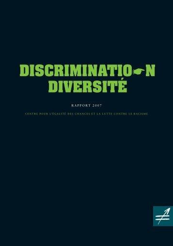 Discrimination/Diversité