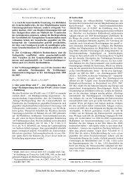 BVerfG, Beschl. v. 13.3.2007 – 1 BvF 1/05 Cornils U ... - ZJS