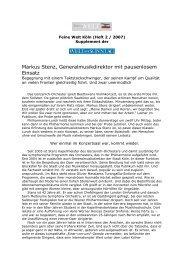 Artikel als pdf - Markus Stenz