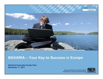 Business Location Bavaria: Facts and Figures - the Bavarian US ...