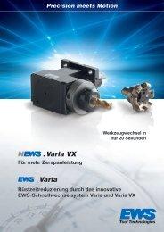 EWS Varia VX - Taff Tool AG