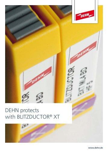blitzductor® xt - Dehn + Söhne Blitzschutzsysteme