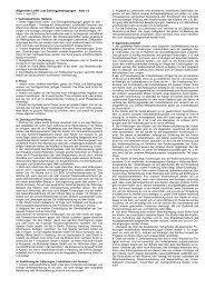 Allgemeine Liefer- und Zahlungsbedingungen ... - Holzrichter Stahl