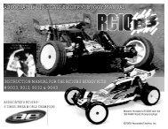 B3 Manual - Petit RC