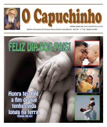 Agosto de 2011 - Paróquia Nossa Senhora das Mercês