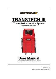 ZIM10-00290 Rev 0-4 TransTech III User Guide - MotorVac